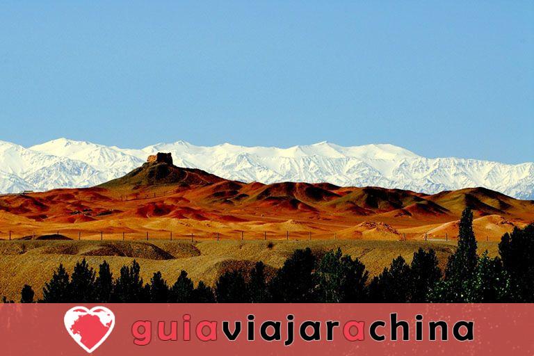 Paso de Yangguan - Puerta de las regiones occidentales y paso clave en la Ruta de la Seda del Sur 3