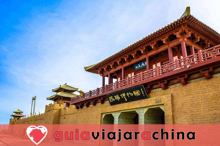 Paso de Yangguan - Puerta de las regiones occidentales y paso clave en la Ruta de la Seda del Sur 4