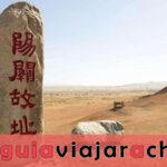 Paso de Yangguan - Puerta de las regiones occidentales y paso clave en la Ruta de la Seda del Sur