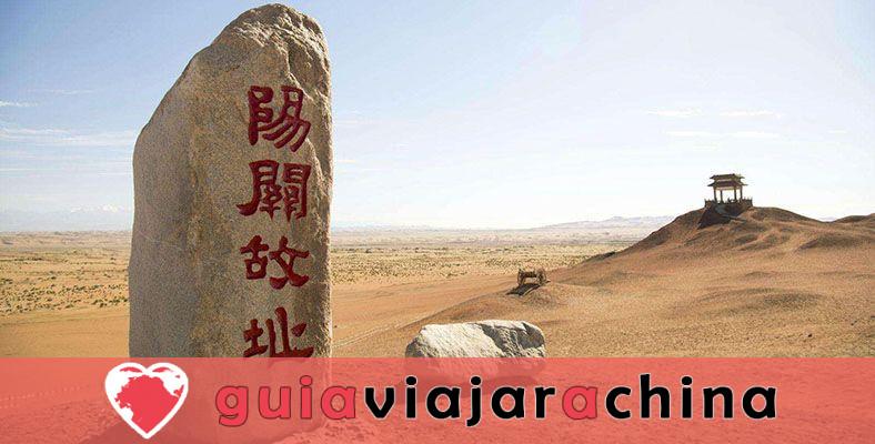 Paso de Yangguan - Puerta de las regiones occidentales y paso clave en la Ruta de la Seda del Sur 1
