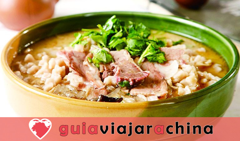 Barrio Musulmán - Calle con sabor a comida de Xian que debes ir 6