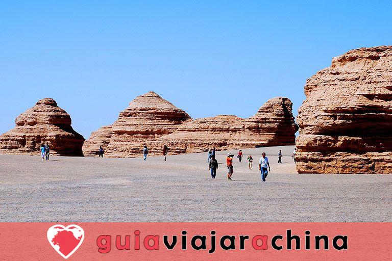 Paso de Yangguan - Puerta de las regiones occidentales y paso clave en la Ruta de la Seda del Sur 7