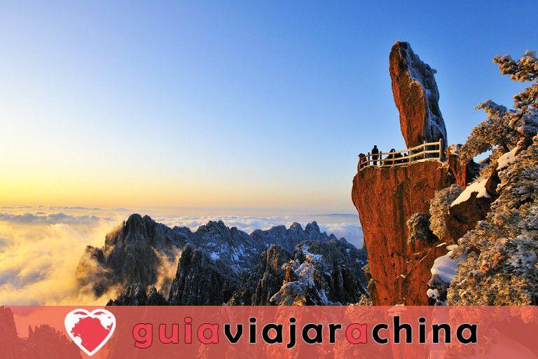 Huangshan(Montaña amarilla) - La montaña más bella de China 4