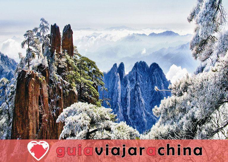 Huangshan(Montaña amarilla) - La montaña más bella de China 12