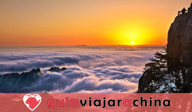 Huangshan(Montaña amarilla) - La montaña más bella de China 13