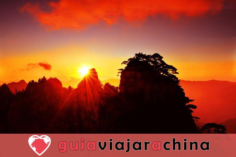 Huangshan(Montaña amarilla) - La montaña más bella de China 14