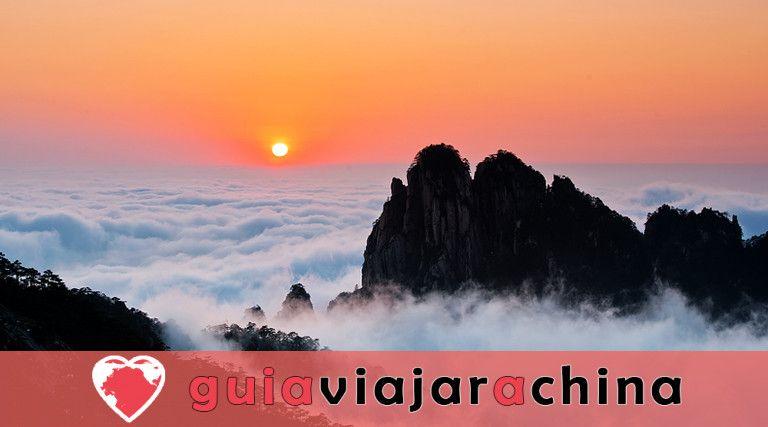 Huangshan(Montaña amarilla) - La montaña más bella de China 15