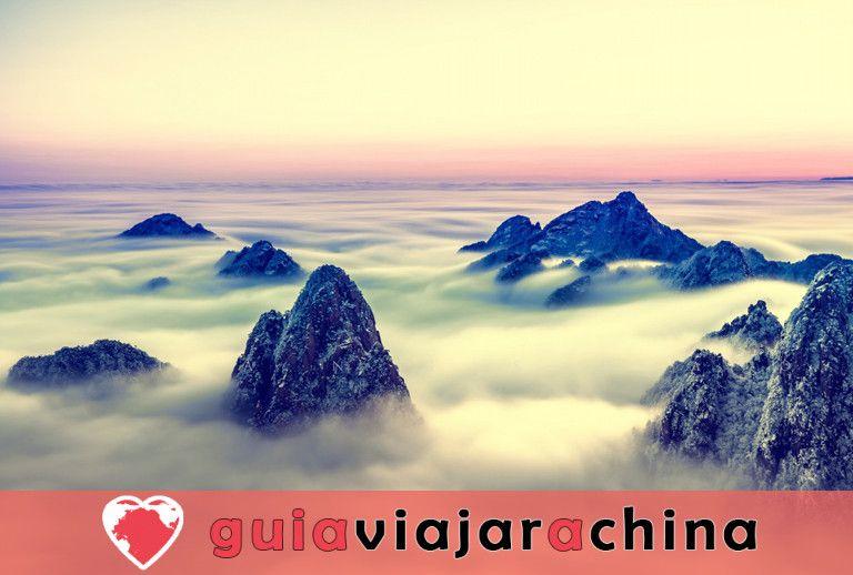Huangshan(Montaña amarilla) - La montaña más bella de China 16