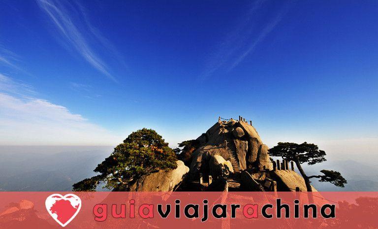Huangshan(Montaña amarilla) - La montaña más bella de China 8