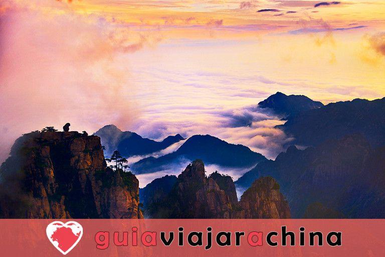 Huangshan(Montaña amarilla) - La montaña más bella de China 3