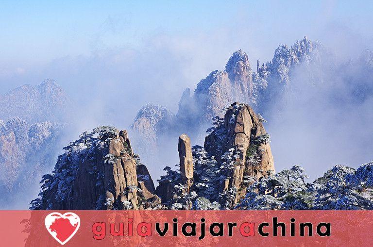 Huangshan(Montaña amarilla) - La montaña más bella de China 9