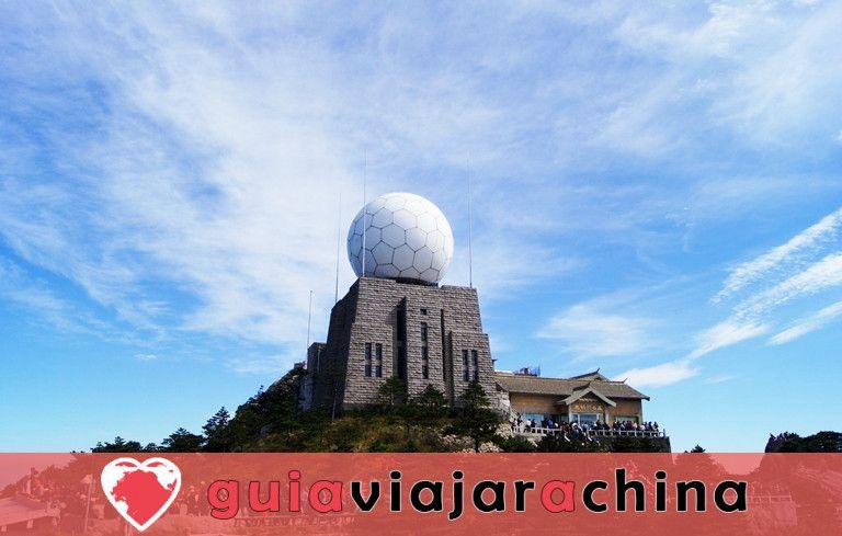 Huangshan(Montaña amarilla) - La montaña más bella de China 10
