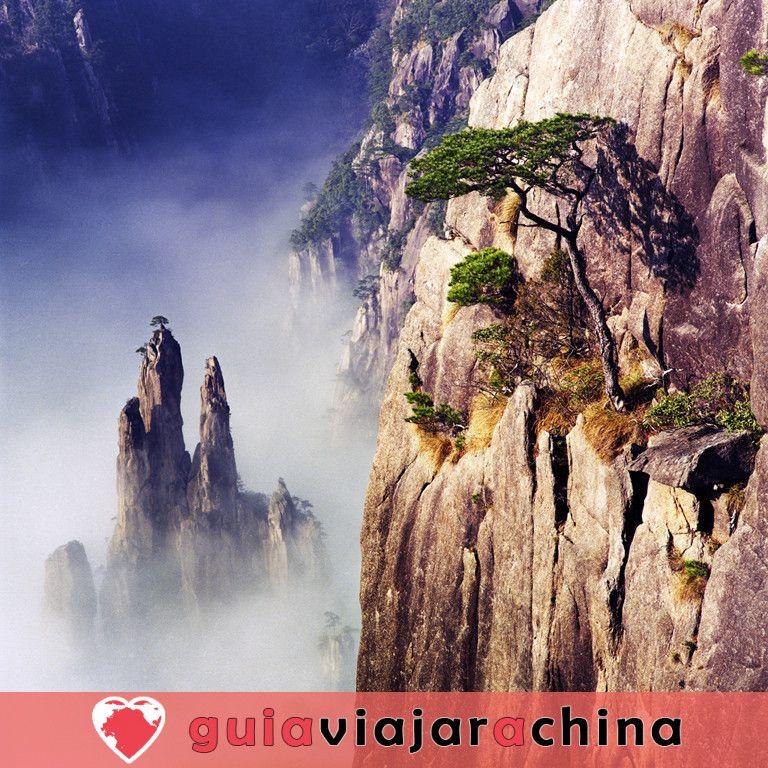 Huangshan(Montaña amarilla) - La montaña más bella de China 5