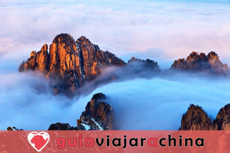 Huangshan(Montaña amarilla) - La montaña más bella de China 11