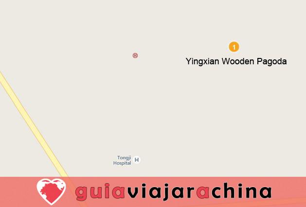 Pagoda de madera de Yingxian 4