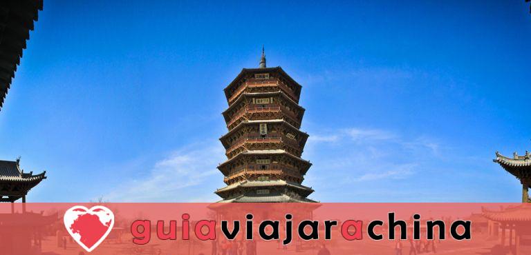 Pagoda de madera de Yingxian 1