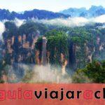 """Yuanjiajie - Busca el prototipo de """"Montañas del Aleluya del Avatar"""""""