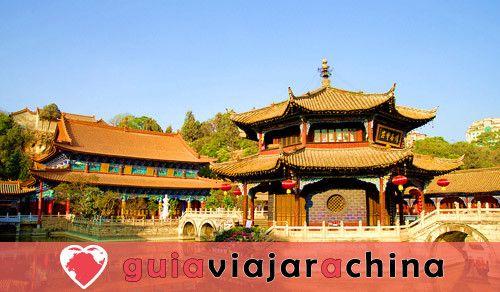 Lago Verde Kunming - Jade en la Ciudad 7