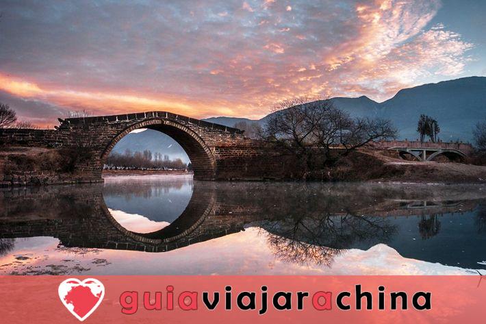 Shaxi Ancient Town (Jianchuan) - La ciudad de caravanas de caballos más intacta 3