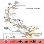 Bambú Rafting Yangshuo - Río Yulong y Río Li