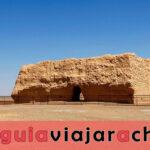 Paso de Yumen - El paso mejor conservado y un patrimonio cultural mundial en la antigua Ruta de la Seda