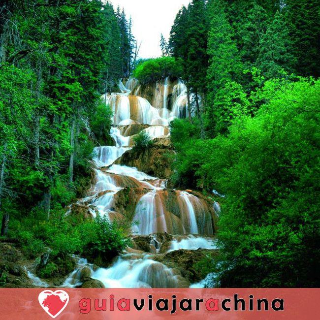 Parque Nacional Huanglong 10