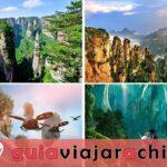 Guía para explorar las montañas Avatar en Zhangjiajie