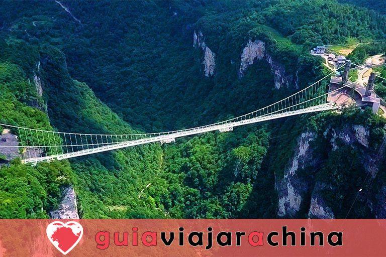 Yangjiajie - El paisaje más prístino del área escénica de Wulingyuan 10