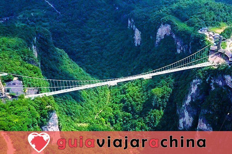 La Montaña de Tianmen - Símbolo y Espíritu de Zhangjiajie 10