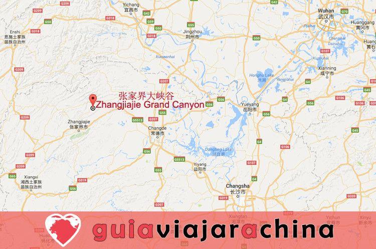 El Gran Cañón de Zhangjiajie - El puente de cristal más alto del mundo y el encantador país de las maravillas 7