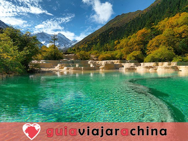 Parque Nacional Huanglong 5