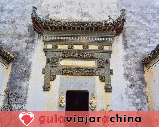 Lucun Village - Las mejores tallas de madera de China 4